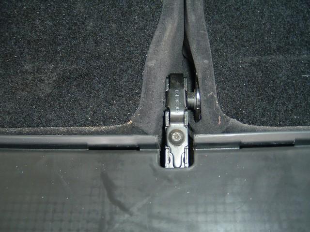 Child Seat In A B5 Passat